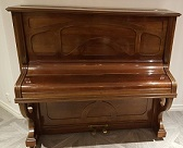 Pianoflytt Torslanda